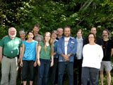 Participants de la Formation Kucyniak 2009. - Photo : Martine Lapointe